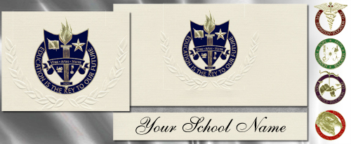 Everest University Graduation Announcements