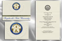 Fayetteville State University Graduation Announcements