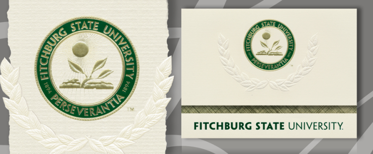 Fitchburg State University Graduation Announcements