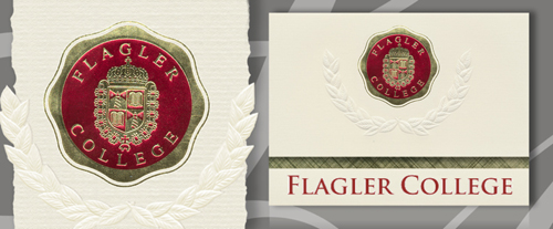 Flagler College Graduation Announcements
