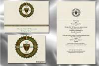 Florida A&M University College of Law Graduation Announcements