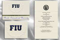 Florida International University Graduation Announcements