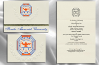 Florida Memorial University Graduation Announcements