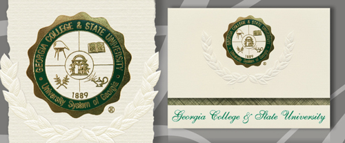 Georgia College & State University Graduation Announcements