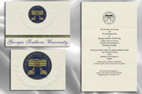 Georgia Southern University Graduation Announcements