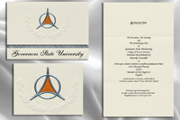 Governors State University Graduation Announcements