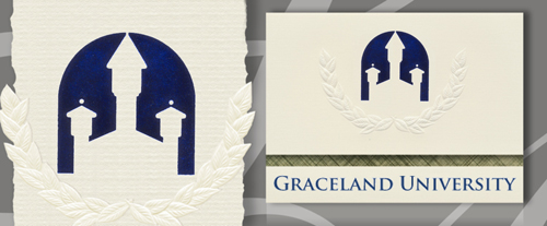 Graceland University Graduation Announcements