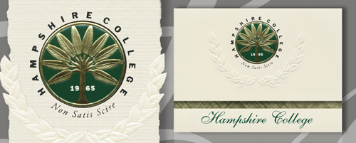 Hampshire College Graduation Announcements