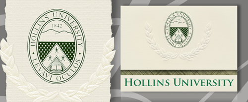 Hollins University Graduation Announcements