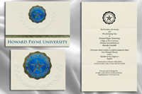 Howard Payne University Graduation Announcements