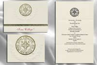 Iona College Graduation Announcements
