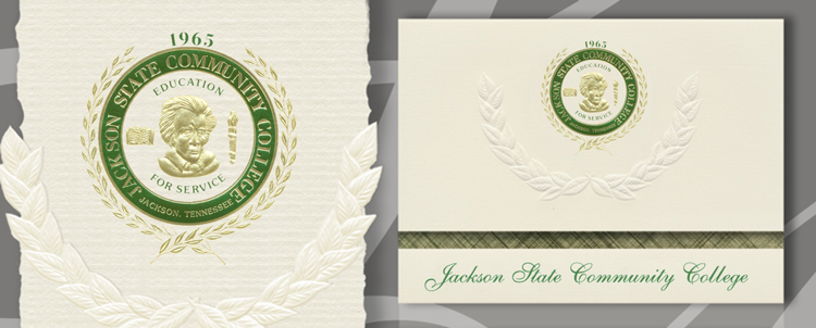 Jackson State Community College Graduation Announcements