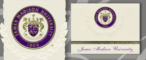 James Madison University Graduation Announcements