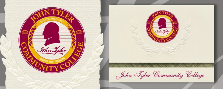 John Tyler Community College Graduation Announcements