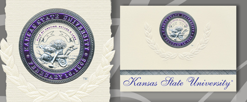 Kansas State University Graduation Announcements