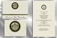 Kennesaw State University Graduation Announcements