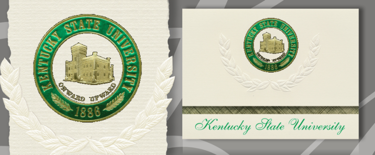 Kentucky State University Graduation Announcements