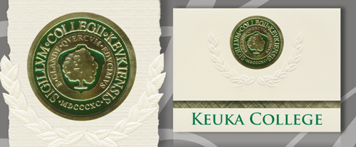 Keuka College Graduation Announcements