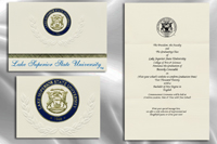 Lake Superior State University Graduation Announcements