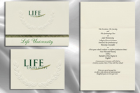 Life University Graduation Announcements