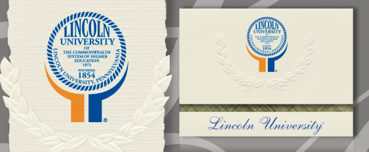 Lincoln University of Pennsylvania Graduation Announcements