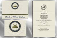 Lindsey Wilson College Graduation Announcements