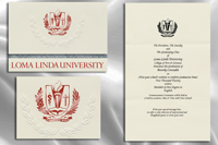 Loma Linda University Graduation Announcements