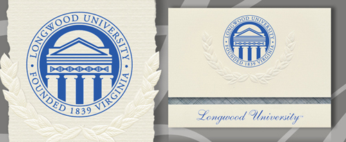Longwood University Graduation Announcements