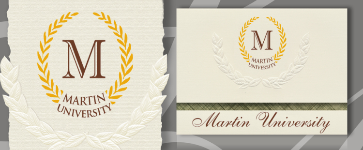 Martin University Graduation Announcements