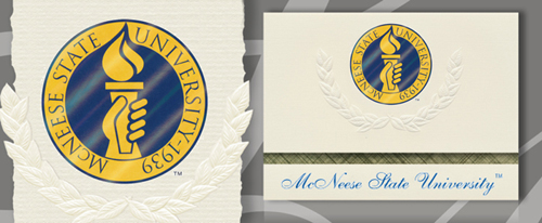 McNeese State University Graduation Announcements
