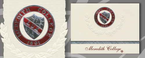 Meredith College Graduation Announcements