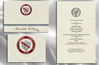 meredith college graduation announcements meredith college