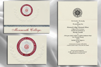 Monmouth College Graduation Announcements