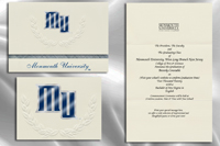 Monmouth University Graduation Announcements