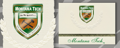 Montana Tech of the University of Montana Graduation Announcements