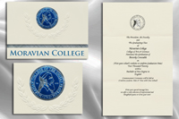Moravian College Graduation Announcements