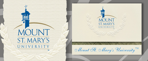 Mount St. Mary's University Graduation Announcements