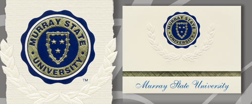 Murray State University Graduation Announcements
