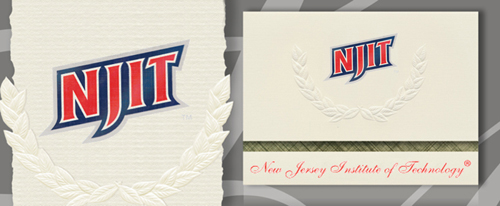 New Jersey Institute of Technology Graduation Announcements