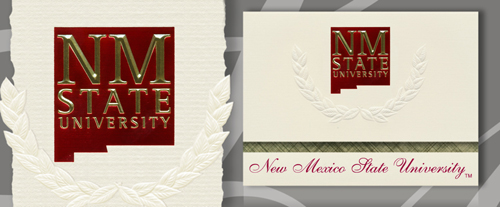 New Mexico State University Graduation Announcements