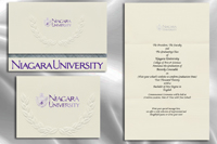 Niagara University Graduation Announcements