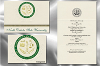 North Dakota State University Graduation Announcements