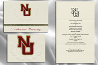 Northeastern University Graduation Announcements