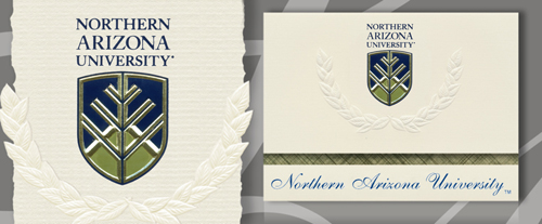 Northern Arizona University Graduation Announcements Northern