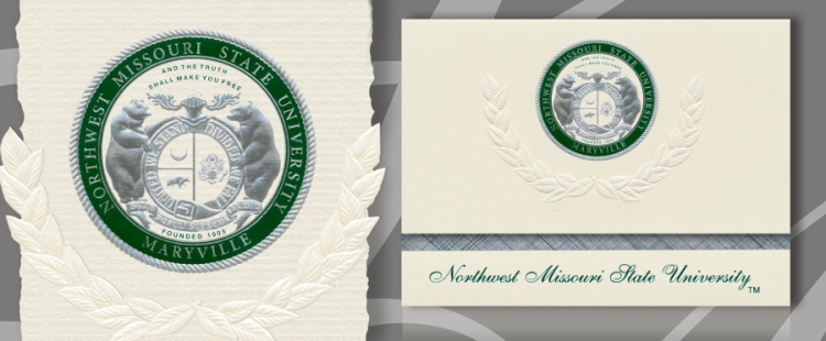 Northwest Missouri State University Graduation Announcements