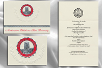 Northwestern Oklahoma State University Graduation Announcements