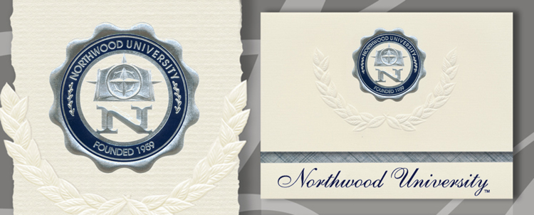 Northwood University Graduation Announcements