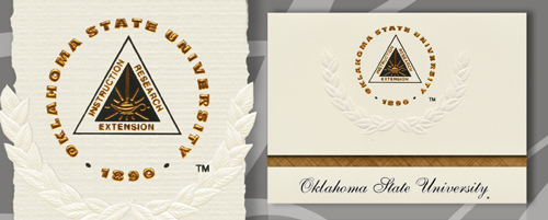 Oklahoma State University Graduation Announcements