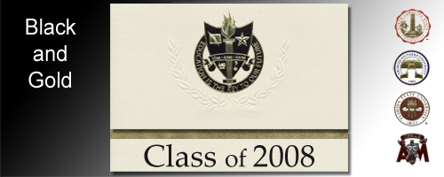 Pacific States University Graduation Announcements