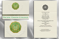 Pacific Union College Graduation Announcements